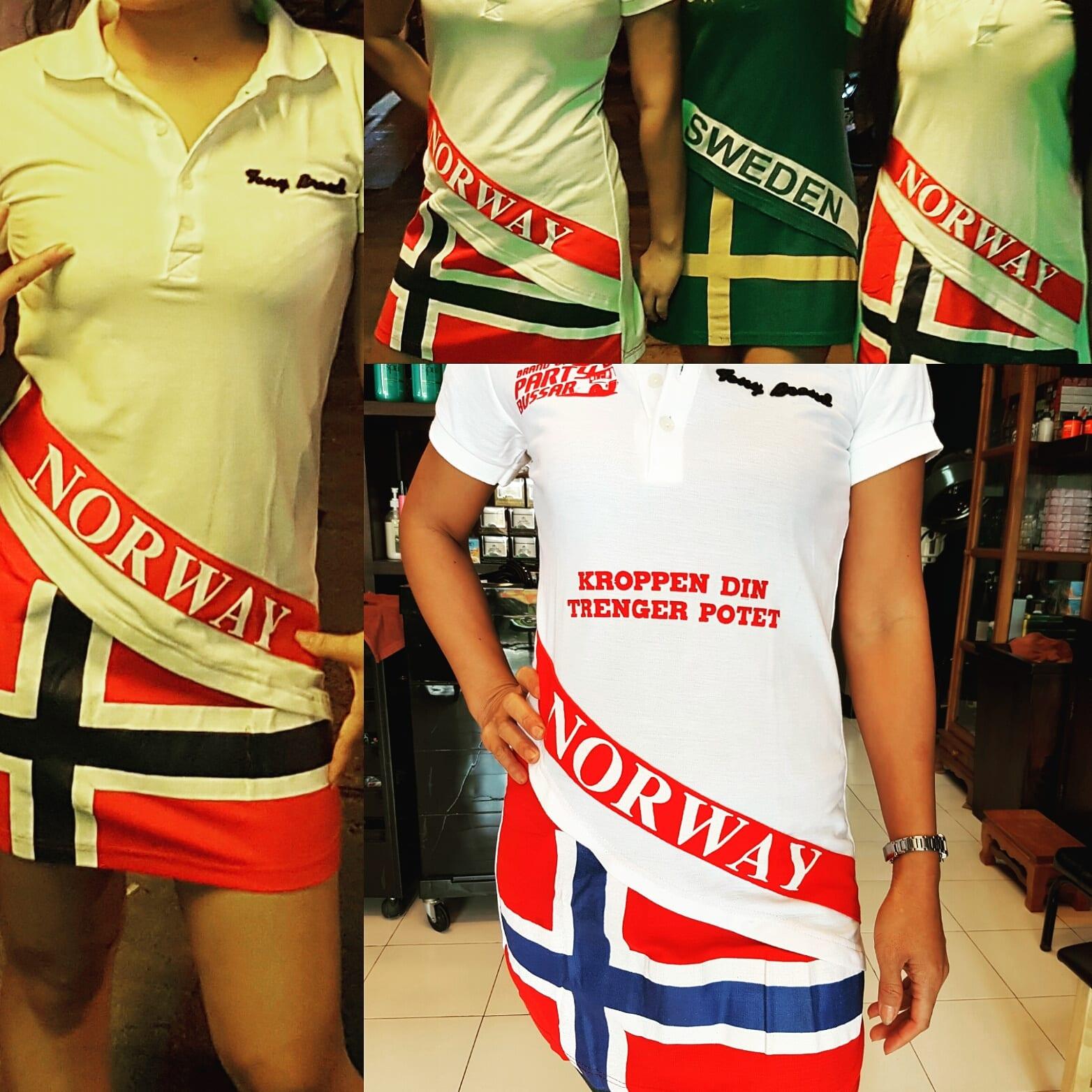 Russe/SKAM kjolar endast 299kr