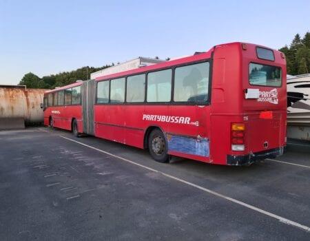 Göteborg 18meter partybuss